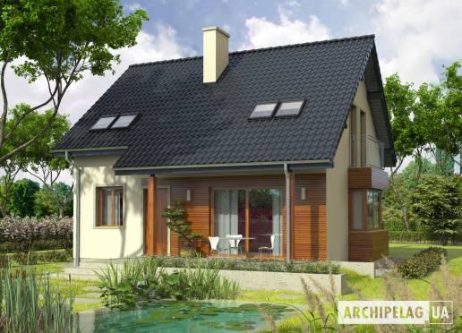 Проект будинку - Робін