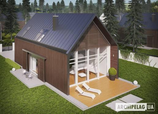 Проект будинку - Екс 13