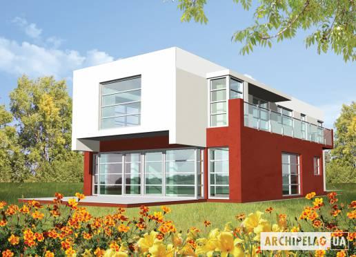 Проект будинку - Арнольд (Г2)