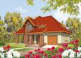 Projekt domu: Irena