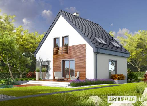 Проект дома - Адриана ІІ