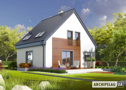 Проект будинку - Адріана ІІ