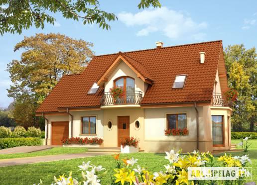 House plan - Kajm G1