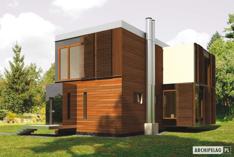 Projekt domu Loco -