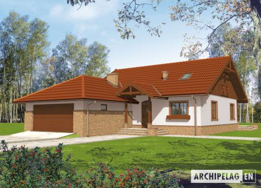 House plan - Lote II G2