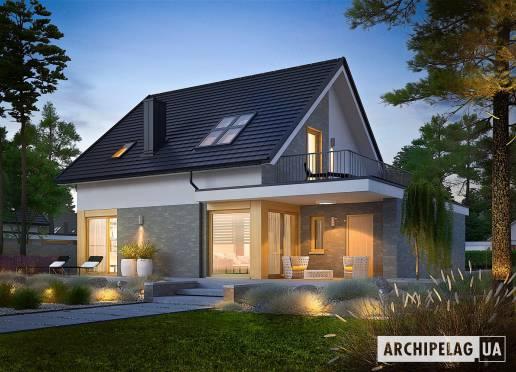 Проект будинку - Міні 2 (Г1)