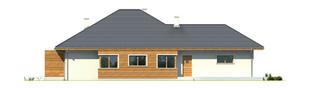 Projekt domu Margaret G2 Leca® DOM - elewacja lewa