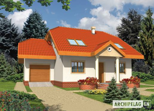 House plan - Percy G1
