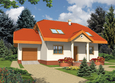 Projekt domu: Percy G1