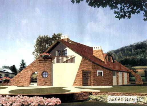 House plan - Loreta