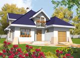 Projekt rodinného domu: Salma