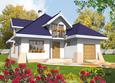 Projekt domu: Salma G1 A++