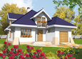 Projekt domu: Salma