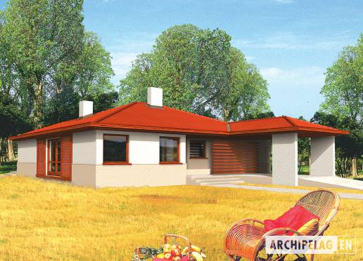 House plan - Nara