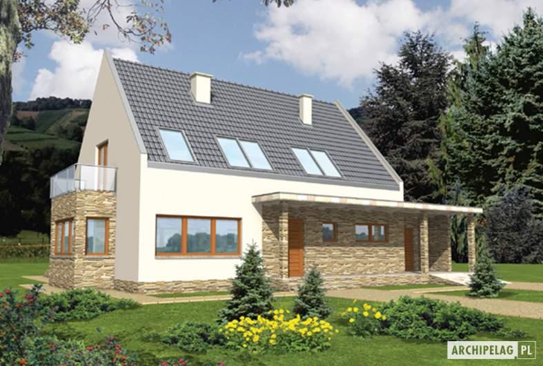 Projekt domu Gerda G1 -