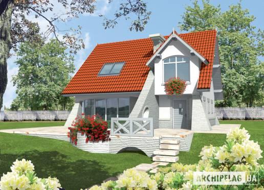 Проект будинку - Констанція