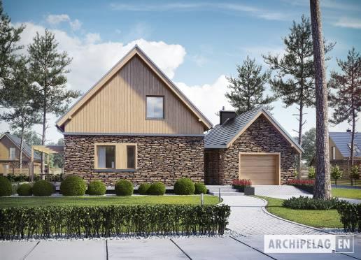 House plan - EX 16 II G1 Soft