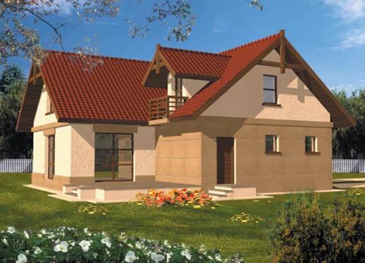 Mājas projekts - Marianna I (e.I)