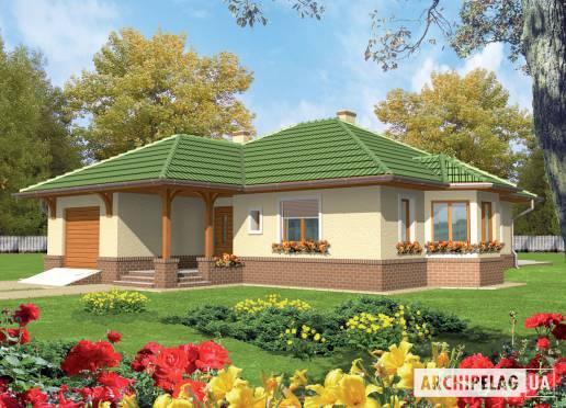 Проект будинку - Арвена (Г1)