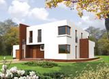 Projekt rodinného domu: Gregor