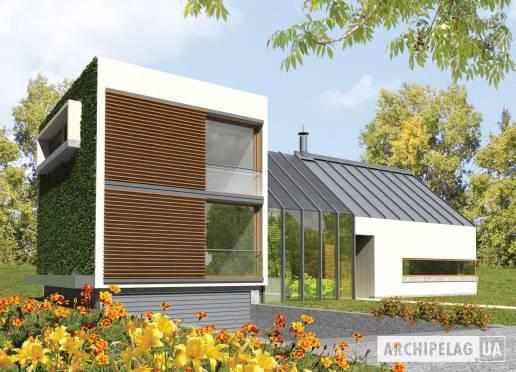 Проект будинку - Garden *