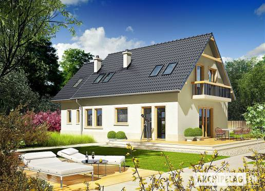 House plan - Ozay G1