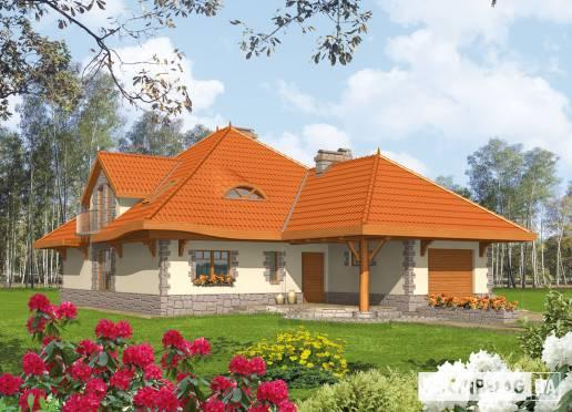 Проект дома - Слава (Г1)
