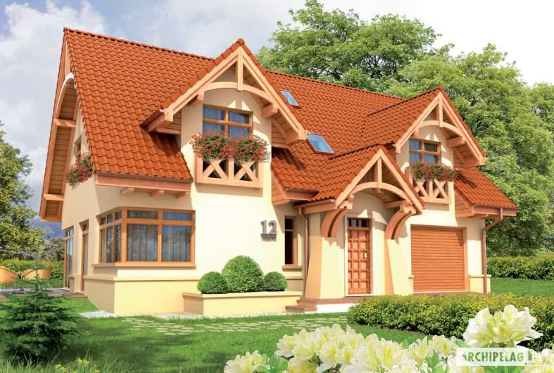 Projekt domu Tala G1 -