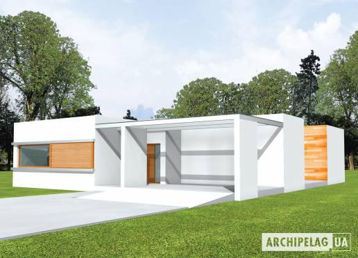 Проект дома - Лука (Н)