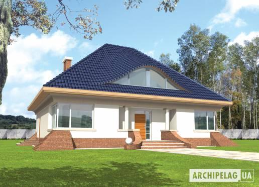 Проект дома - Вига