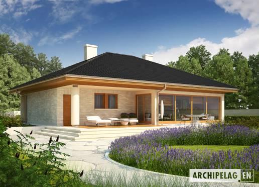 House plan - Alan III G1