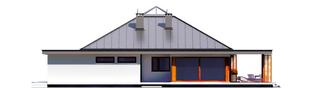 Projekt domu Lorena G2 - elewacja prawa