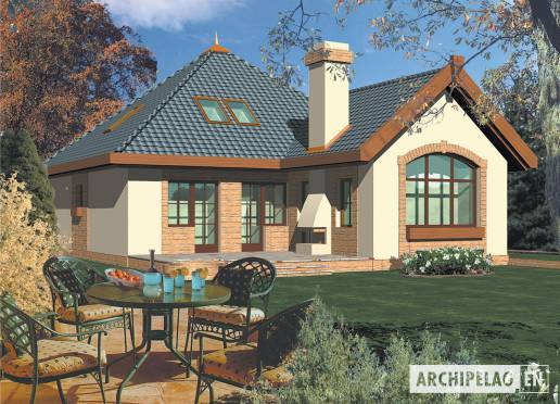 House plan - Olivia G1