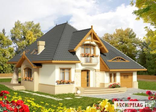 House plan - Saul G1