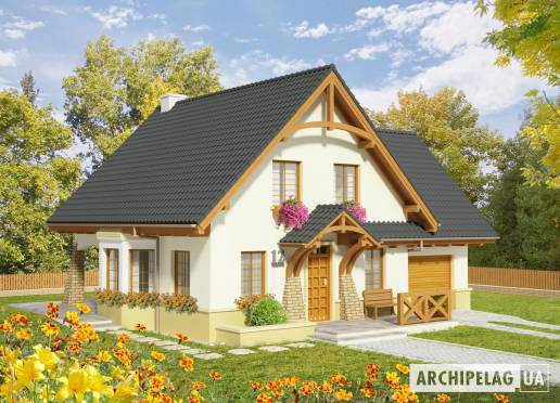 Проект дома - Гиацинт (Г1)