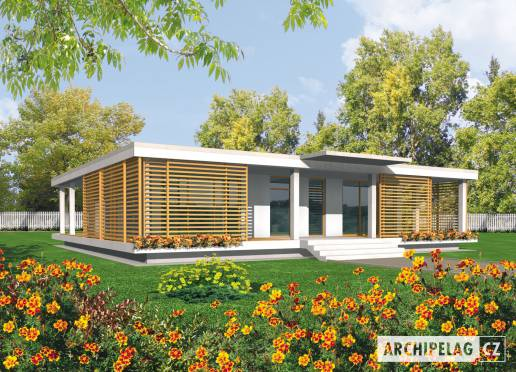 Projekt rodinného domu - Maurycy