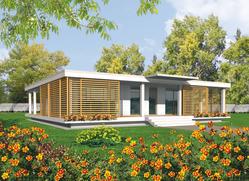 Проект дома: Маврикий