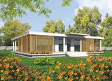 Projekt rodinného domu: Maurycy