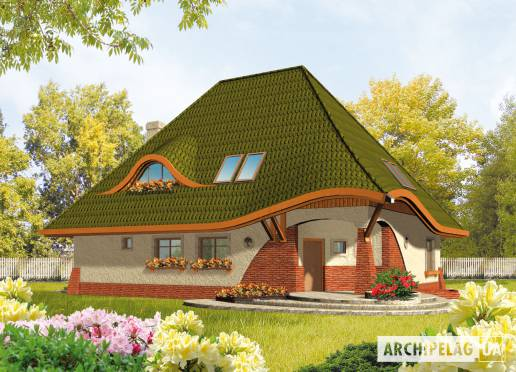 Проект дома - Юранд