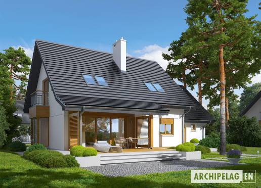 House plan - Marise III G1 ENERGO