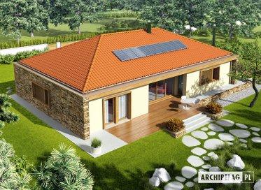 Projekt: EX 8 G2 (wersja D) ENERGO PLUS