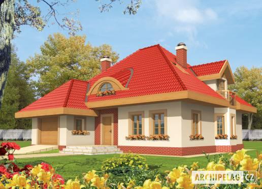 Projekt rodinného domu - Aurélie