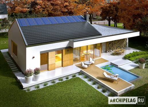 ДАРИМ СКИДКИ на проекты домов  - Экси 11 Г2 С
