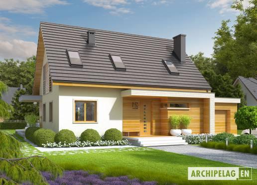House plan - Nikodem II G1