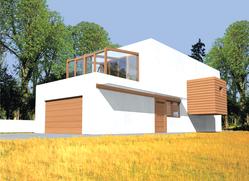 Проект дома: Луис