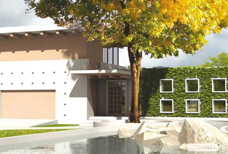 Projekt domu River G2 -