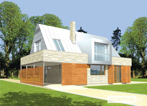 Проект будинку - Мирон (Г2)
