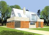 Projekt rodinného domu: Miron