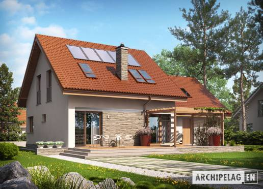 House plan - Leo II G2 ENERGO