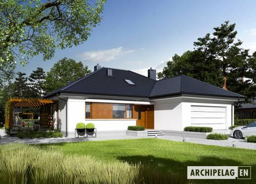 House plan - Astrid G2